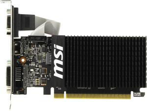 Видеокарта MSI GeForce GT 710 1GD3H LP 1 Гб