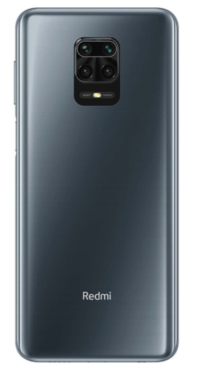 Смартфон Xiaomi Redmi Note 9S 64 ГБ серый