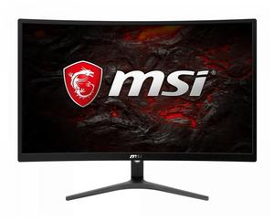 """23.6"""" ЖК монитор MSI Optix G241VC <Black> (Curved LCD, 1920x1080, D-Sub, HDMI)"""