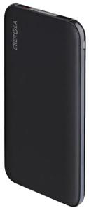 Портативное ЗУ EnergEA АКБ Slimpac 10000 mAh черный