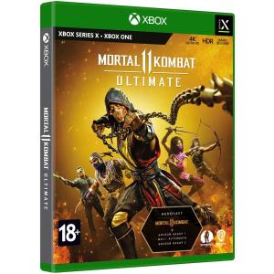 Игра на Xbox Mortal Kombat 11 Ultimate [Xbox, русские субтитры]