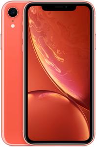 Смартфон Apple iPhone XR MH6R3RU/A NEW 64 Гб коралловый