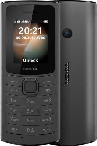 Сотовый телефон Nokia 110 4G DS черный