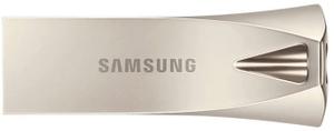 Флэш-накопитель Samsung MUF-64BE3/APC 64 Гб серебристый