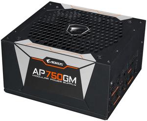 Блок питания GIGABYTE [GP-AP750GM] 750 Вт