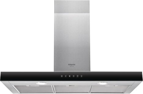 Вытяжка Hotpoint-Ariston HHBS 9.8F LT X