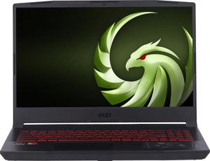 Ноутбук игровой MSI Bravo 15 B5DD-040XRU (9S7-158K12-040) черный