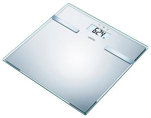Весы напольные Sanitas SBF14 серебристый