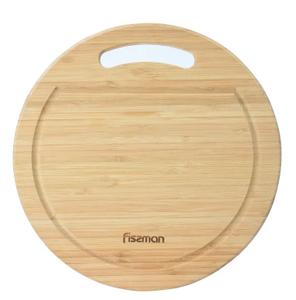 Доска разделочная Fissman 8778 коричневый