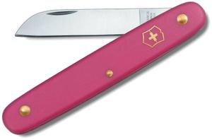 Нож перочинный Victorinox EcoLine Floral (3.9050.53B1) 100мм 1функций розовый блистер