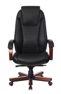 Кресло офисное Бюрократ T-9923WALNUT черный