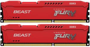 Оперативная память Kingston FURY [KF316C10BRK2/16] 16 Гб DDR3