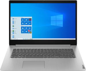 Ноутбук Lenovo IdeaPad 3 17ADA05 (81W20098RU) серебристый
