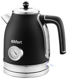 Чайник электрический Kitfort KT-6102-1 черный