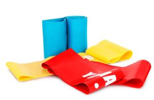 Набор из 3-х эластичных лент для фитнеса Yamaguchi Stretch FIT