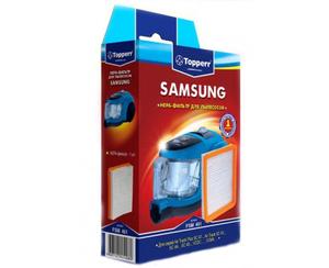 1147 FSM 451 Topperr HEPA-фильтр д/пылес SAMSUNG SC47..,SC43.., SC44..,SC45..,VCDC..,VCMA..