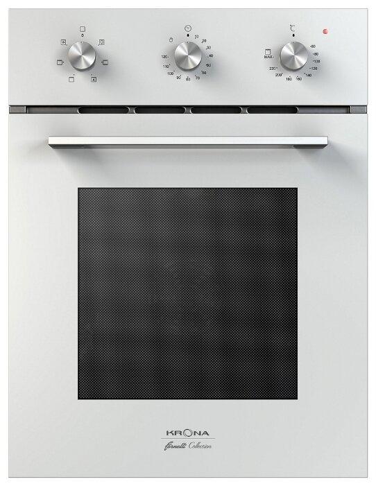 Духовой шкаф KRONA CORRENTE 45 белый