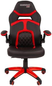 Кресло игровое Chairman 18 черный