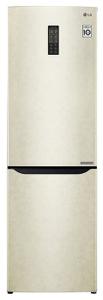 Холодильник LG GA-419SEHL бежевый