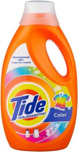 Жидкость для стирки Color 1.820л TIDE