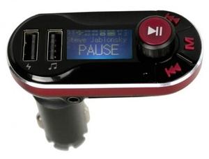 Автомобильный FM-модулятор Ritmix FMT-A780
