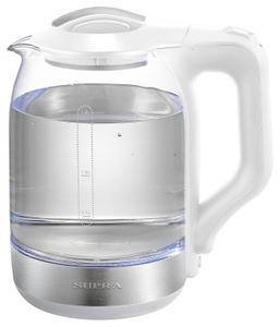 Чайник электрический Supra KES-1890G белый