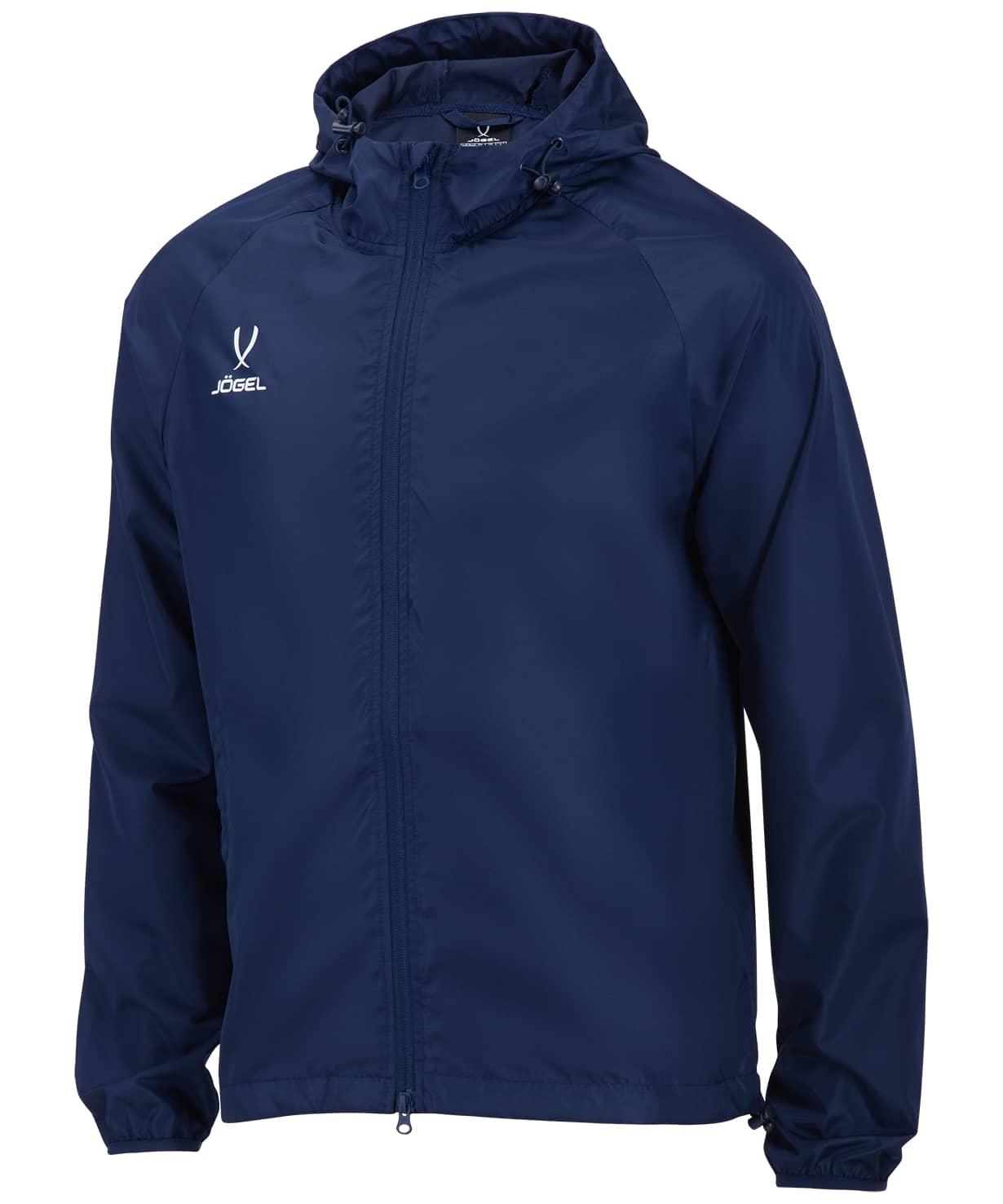 Куртка ветрозащитная детская CAMP Rain Jacket, темно-синий