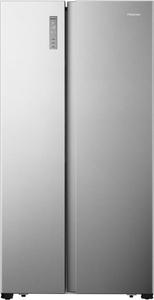 Холодильник Hisense RS677N4AC1 серебристый