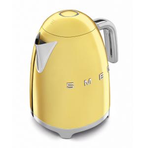 Чайник электрический SMEG KLF03GOEU золотой