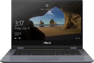 Ноутбук-трансформер Asus VivoBook TP412FA-EC518T (90NB0N31-M11430) серый
