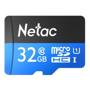 Карта памяти Netac P500 32 Гб