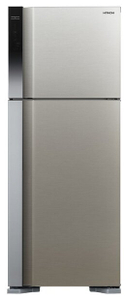 Холодильник Hitachi R-V 542 PU7 BSL серебристый