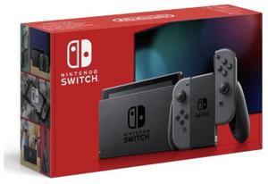 Игровая консоль. NS: Nintendo Switch (серый) (MOD. HAD-001-01)