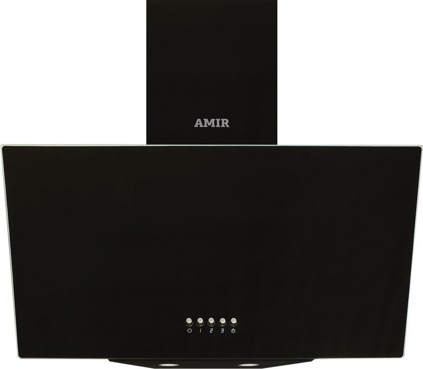 Вытяжка AMIR A-601 RSTB GLASS черный