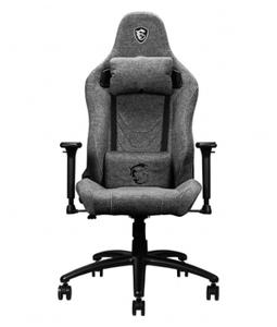Кресло игровое MSI MAG CH130 I REPELTEK FABRIC серый