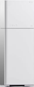 Холодильник Hitachi R-VG 542 PU7 GPW белый