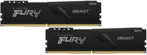 Оперативная память Kingston FURY [KF426C16BBK2/64] 64 Гб DDR4
