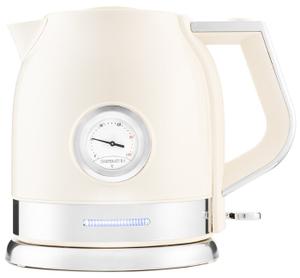 Чайник электрический Kitfort KT-692-2 бежевый