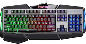 Клавиатура проводная Jet.A Panteon M300 черный