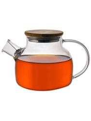 Заварной чайник GB-5564 бамбук крышка 1,5л