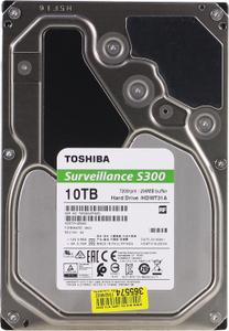 Жесткий диск Toshiba [HDWT31AUZSVA] Surveillance S300 Pro 10 Тб