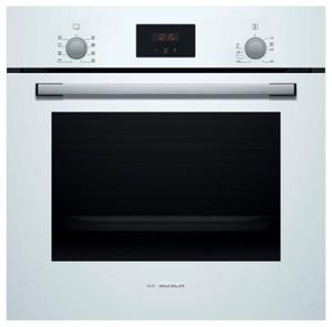 Духовой шкаф Bosch HBF512BV0R белый