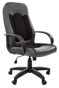 Кресло офисное Chairman 429 серый