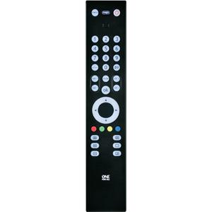 Универсальный пульт ДУ OneForAll URC3910, Slim line, TV