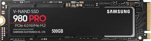 Накопитель SSD Samsung 980 PRO Series [MZ-V8P500BW] 500 ГБ