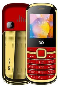 Сотовый телефон BQ 1415 Nano золотой