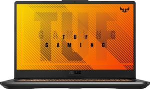 Ноутбук игровой Asus TUF Gaming F17 FX706LI-HX200 (90NR03S2-M04270) черный