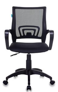 Кресло офисное Бюрократ CH-695NLT черный
