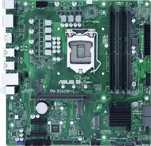 Материнская плата Asus PRO B560M-C/CSM