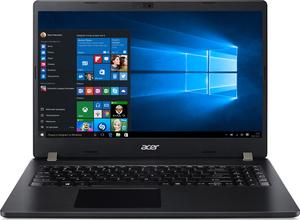 Ноутбук Acer TravelMate P2 TMP215-52-776W (NX.VMHER.003) черный